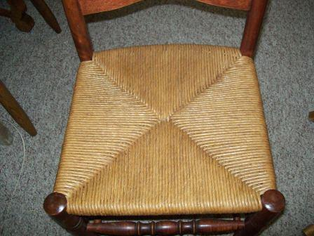 lehman's chair caning and furniture restoration services